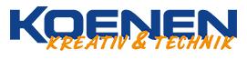 Koenen Kreativ & Technik-Logo