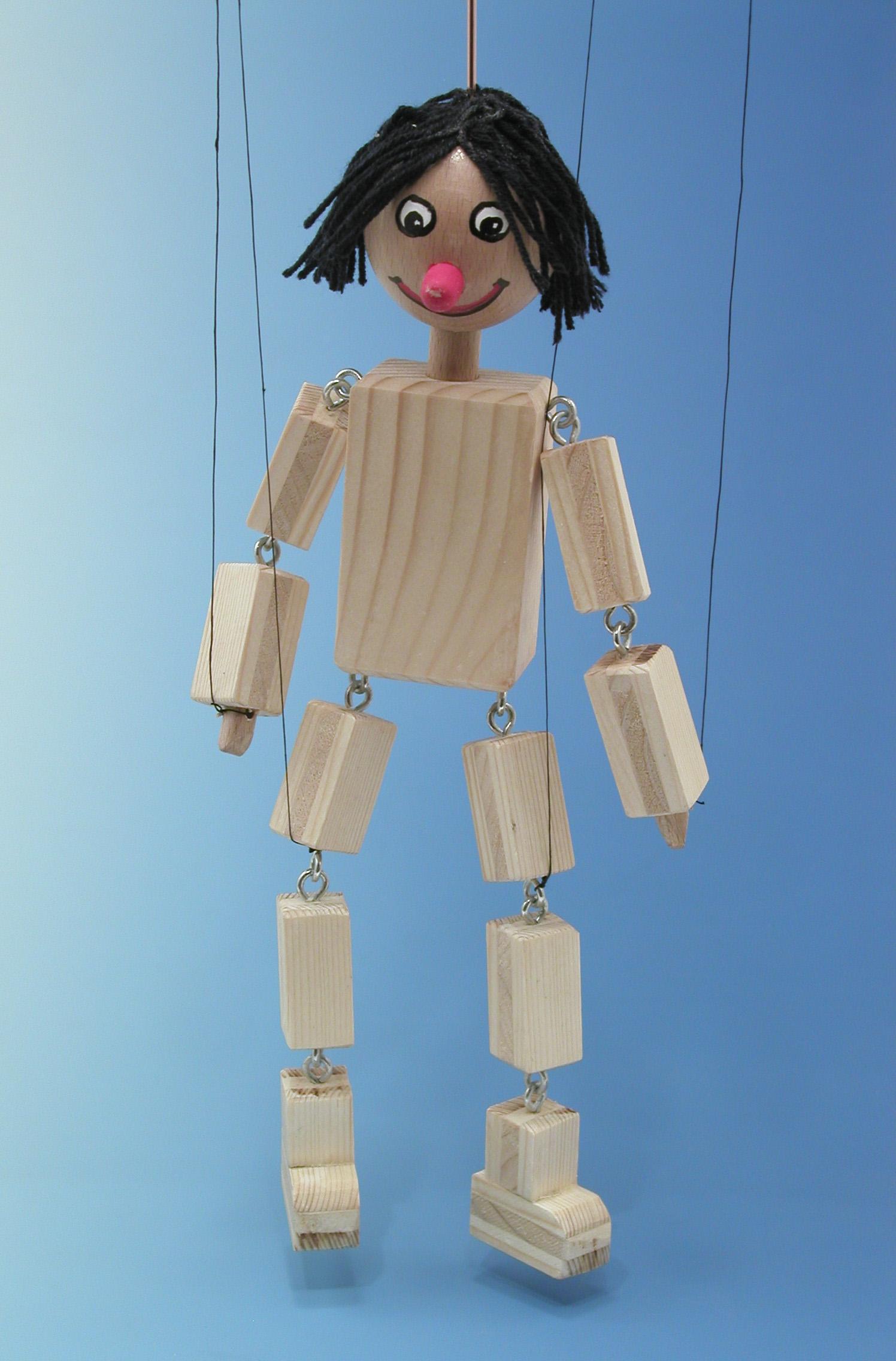 Marionetten Bauanleitung